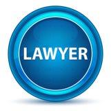 Bottone di Eyeball Blue Round dell'avvocato royalty illustrazione gratis