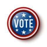 Bottone di voto royalty illustrazione gratis