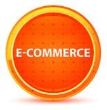 Bottone rotondo arancio naturale di commercio elettronico royalty illustrazione gratis