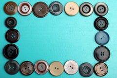 Bottoni colorati Immagini Stock