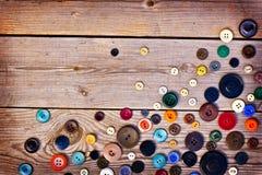 Bottoni dei grafici del fondo Fotografie Stock