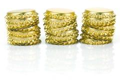 Botttle Caps Stock Image