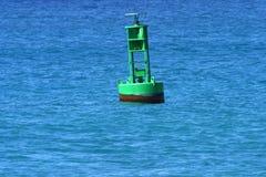 Bouée de repère de la Manche Photos stock