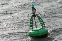 Bouée de repère de la Manche images stock