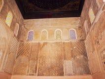 Bou Inania Madrasa в Fes, Марокко Стоковые Фото