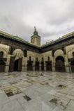 Bou Inania Madrasa Zdjęcia Stock
