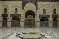 Bou Inania Madrasa Zdjęcia Royalty Free