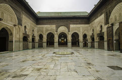 Bou Inania Madrasa Royalty Free Stock Image