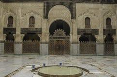 Bou Inania Madrasa Royalty Free Stock Photos