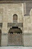 Bou Inania Madrasa Stock Image