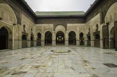 Bou Inania Madrasa Royalty Free Stock Image