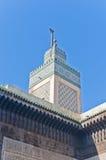 Bou Inania Madrasa at Fez, Morocco Stock Image