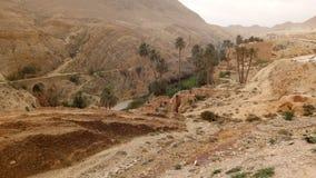 Bou Saada dolina Zdjęcia Royalty Free