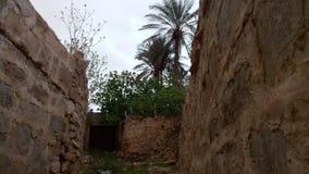 Bou Saada dolina Obrazy Stock