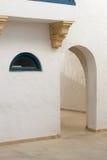 Bou Sidi εν λόγω, Τυνησία, αρχιτεκτονική λεπτομέρεια Στοκ φωτογραφία με δικαίωμα ελεύθερης χρήσης