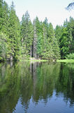 boubin jezioro Obrazy Royalty Free