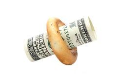 boublik货币 免版税库存图片