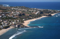 Boucan canot reunion island stock photo