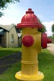 Bouche d'incendie Photos stock