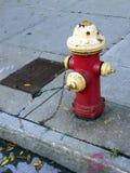 Bouche d'incendie Image libre de droits