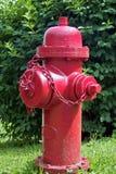 Bouche d'incendie classique Photographie stock libre de droits