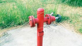 Bouche d'incendie de l'eau Images stock