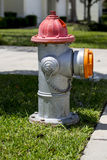 Bouche d'incendie des USA Photos libres de droits