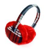 Bouche-oreille rouge image libre de droits