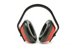 Bouche-oreilles protecteurs Photographie stock libre de droits