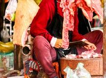 boucher Photo libre de droits