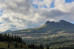 Boucle alpine du Colorado image stock