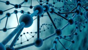Boucle d'ADN illustration de vecteur