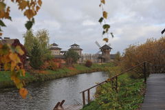 Boucle d'or de la Russie Suzdal Photographie stock libre de droits