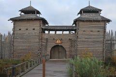 Boucle d'or de la Russie Suzdal Image libre de droits