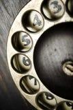 boucle de cadran Photo stock