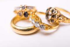 Boucle de diamant 1 Image libre de droits