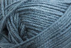 Boucle de fil de laine Images stock