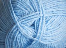 Boucle de fil de laine Image stock
