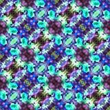 Boucle de jeunes de kaléidoscope de batik Photo stock