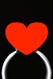 Boucle de l'amour Image libre de droits