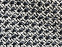 Boucle fabric for jacket and coat. Fabric background with woolen texture royalty free stock image