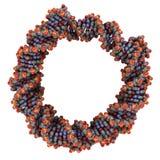 Boucle faite d'ADN Images libres de droits