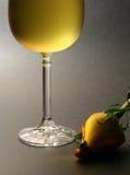 Boucle rose de vin Photo libre de droits