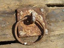Boucle rouillée Photos libres de droits