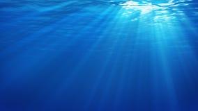 Boucle sous-marine illustration libre de droits