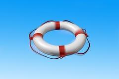 boucle volante de sauvetage Photos stock