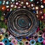 Boucles Image libre de droits