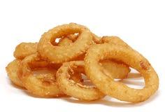 boucles d'oignon Image stock