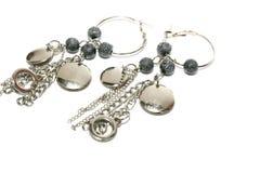Boucles d'oreille Images stock