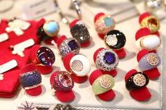 Boucles de bijou Image libre de droits